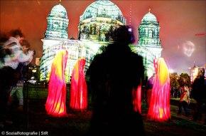 Festival of Lights: Eröffnung und BerlinerDom