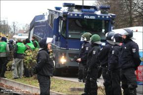 Neonaziaufmarsch in Berlin-Marzahnblockiert!