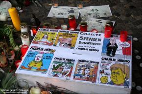 Je Suis Charlie – Attentat auf das Pressebüro CharlieHebdo