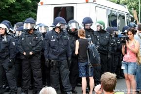Nein! Oxi! No! zur Sparpolitik – Ja zurDemokratie!
