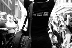Netzpolitik: Demo gegen Landesverrat und für diePressefreiheit