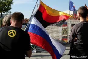 Tag der deutschen Einheit – Rechtsextremer Aufmarsch inBerlin