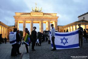 Solidarität: Berlin für Israel – We Stand With You!