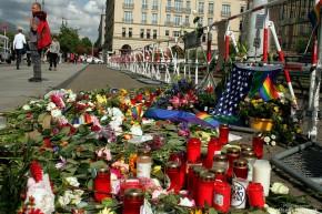 Gedenken an die Opfer vonOrlando