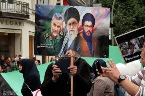 Al-Quds-Tag – Demo undGegenprotest