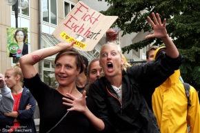 Storch-freie Zone? Radikale Christen vereint mit Rechtspopulisten und NeuenRechten!