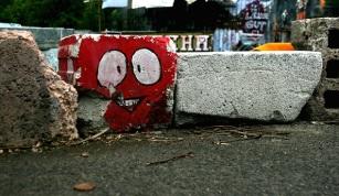 Graffiti Jam auf dem Teufelsberg, 2013